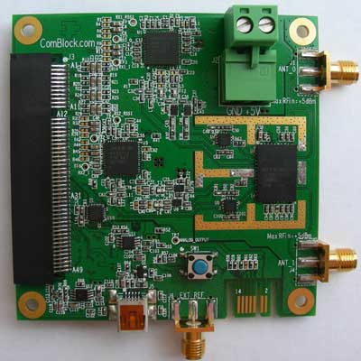 2x2 MIMO transceiver